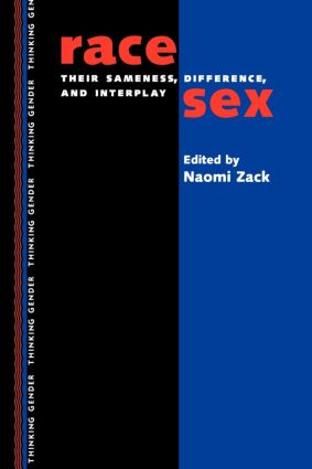 Race/Sex: Their Sameness, Difference and Interplay book cover