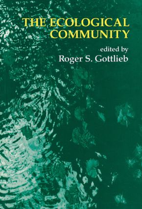 The Ecological Community