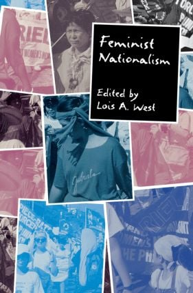 Feminist Nationalism: 1st Edition (Paperback) book cover