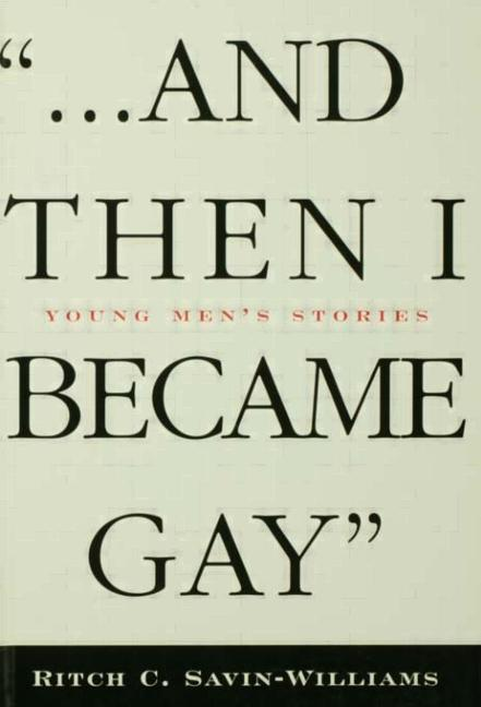 ...And Then I Became Gay