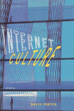 Internet Culture (Paperback) book cover