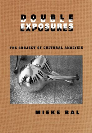 Double Exposures: The Practice of Cultural Analysis (Paperback) book cover