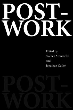 Post-Work: 1st Edition (Paperback) book cover