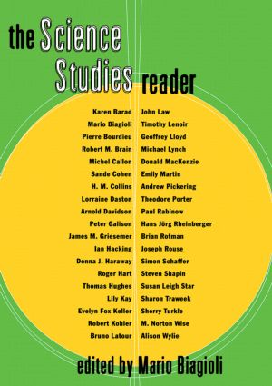 The Science Studies Reader: 1st Edition (Paperback) book cover
