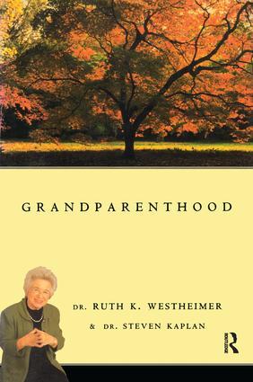 Grandparenthood: 1st Edition (Hardback) book cover