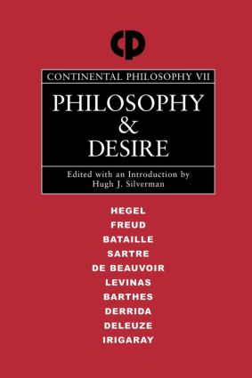 Philosophy and Desire book cover