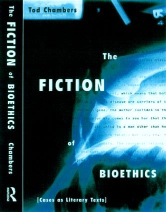 The Fiction of Bioethics: 1st Edition (Paperback) book cover