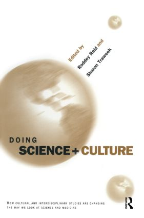 Doing Science + Culture: 1st Edition (Paperback) book cover