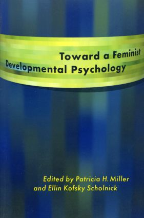 Toward a Feminist Developmental Psychology (Paperback) book cover