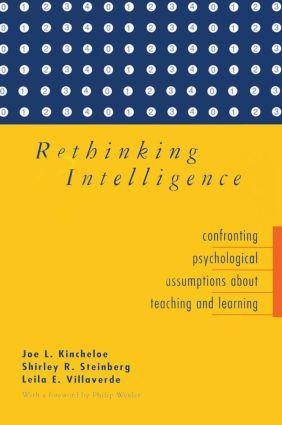 Rethinking Intelligence