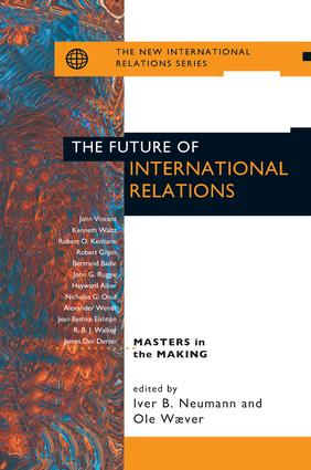The Future of Inter-American Relations (Paperback) book cover