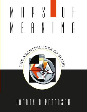 Maps of Meaning: The Architecture of Belief (Paperback) book cover