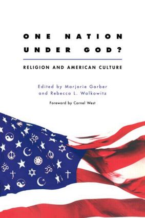 One Nation Under God?: Religion and American Culture, 1st Edition (Hardback) book cover