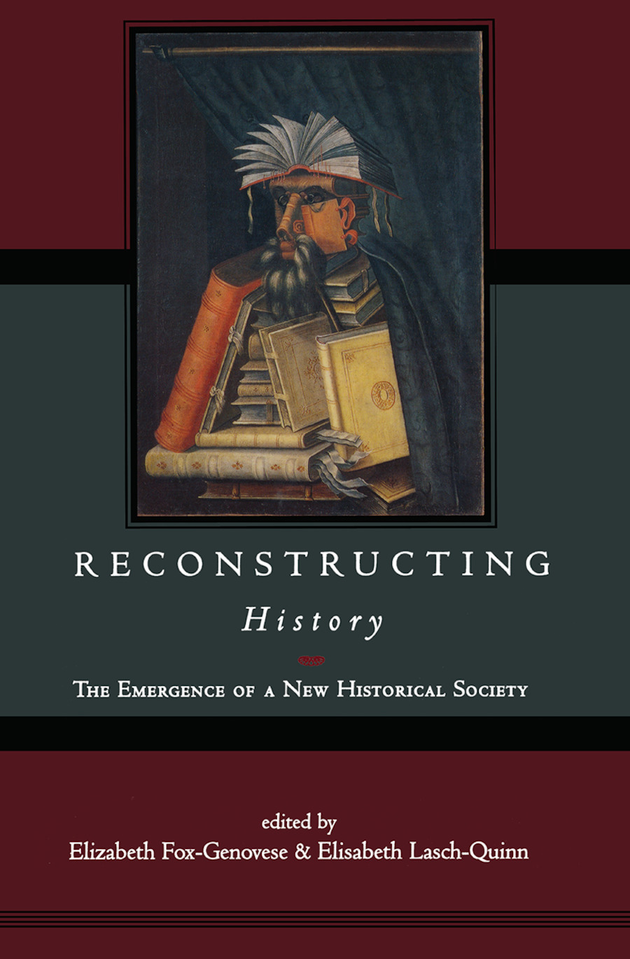 Reconstructing History book cover