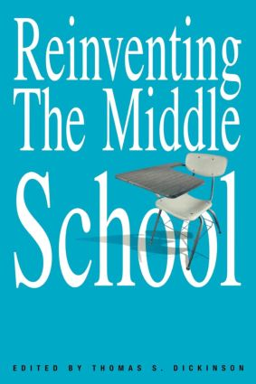 Reinventing the Middle School book cover