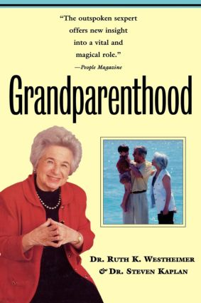Grandparenthood: 1st Edition (Paperback) book cover
