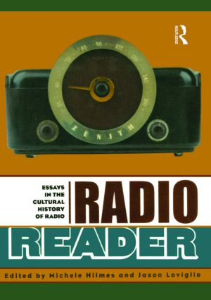 Radio Reader: Essays in the Cultural History of Radio (Paperback) book cover