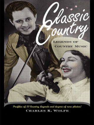 Classic Country: Legends of Country Music (Paperback) book cover