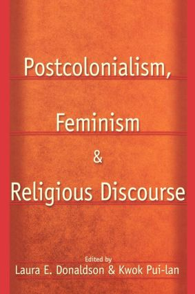Postcolonialism, Feminism and Religious Discourse (Paperback) book cover