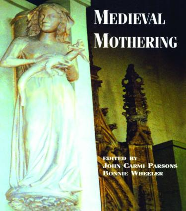 Medieval Mothering (Paperback) book cover