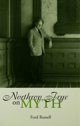 Northrop Frye on Myth book cover