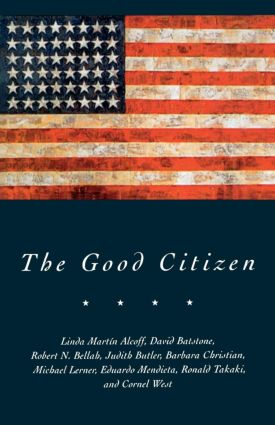 The Good Citizen: 1st Edition (Paperback) book cover