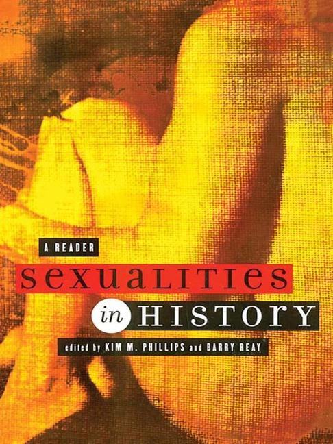 Sexualities in History: A Reader, 1st Edition (Hardback) book cover