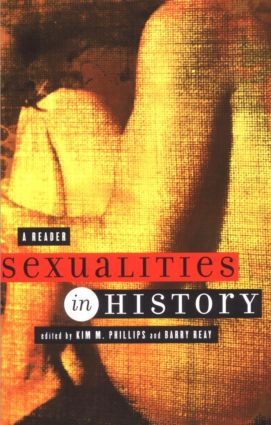 Sexualities in History: A Reader, 1st Edition (Paperback) book cover