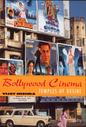 Bollywood Cinema: Temples of Desire (Paperback) book cover