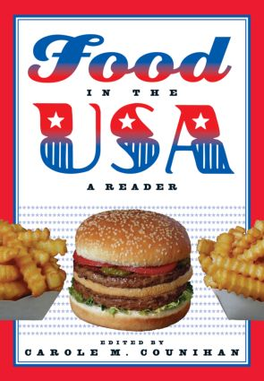 Food in the USA: A Reader (Paperback) book cover