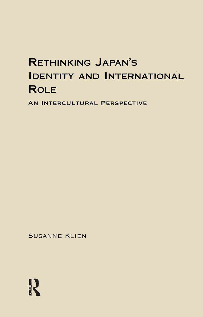 Rethinking Japan's Identity and International Role: Tradition and Change in Japan's Foreign Policy book cover