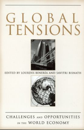 Global Tensions: Challenges and Opportunities in the World Economy, 1st Edition (Paperback) book cover