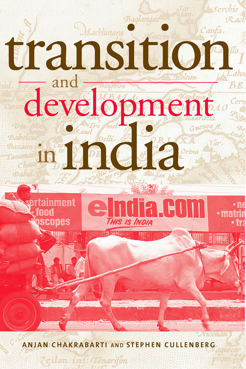 Transition and Development in India: 1st Edition (Paperback) book cover
