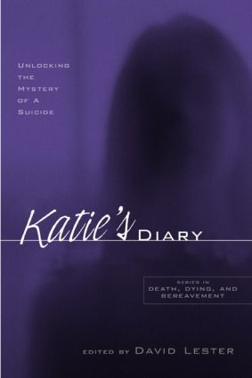 Katie's Diary: Unlocking the Mystery of a Suicide (Paperback) book cover