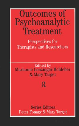 Outcomes of Psychoanalytic Treatment