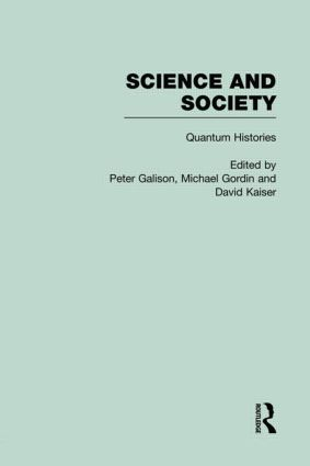 Quantum Mechanics: Science and Society, 1st Edition (Hardback) book cover