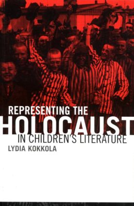 Representing the Holocaust in Children's Literature (Hardback) book cover