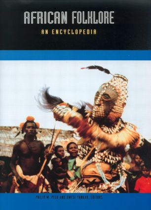 African Folklore: An Encyclopedia, 1st Edition (Hardback) book cover
