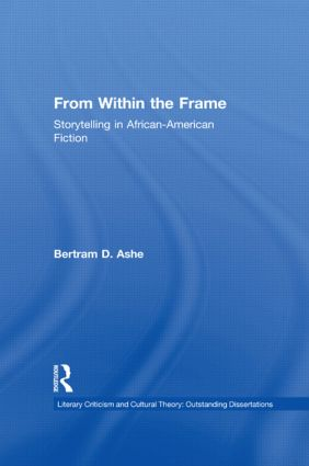 From Within the Frame: Storytelling in African-American Studies, 1st Edition (Hardback) book cover