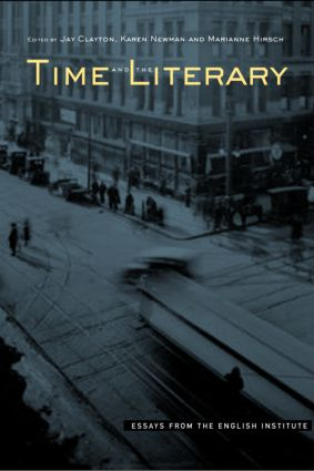 Time and the Literary book cover