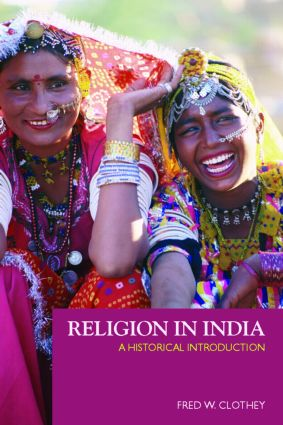 Religion in India: A Historical Introduction (Paperback) book cover