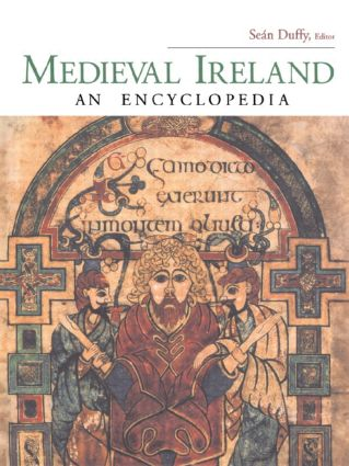 Medieval Ireland: An Encyclopedia (Hardback) book cover