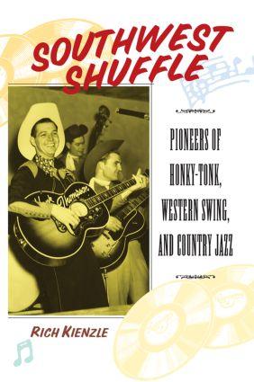 Southwest Shuffle: 1st Edition (Hardback) book cover