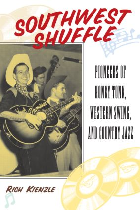 Southwest Shuffle (Paperback) book cover