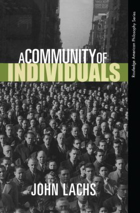 A Community of Individuals: 1st Edition (Paperback) book cover