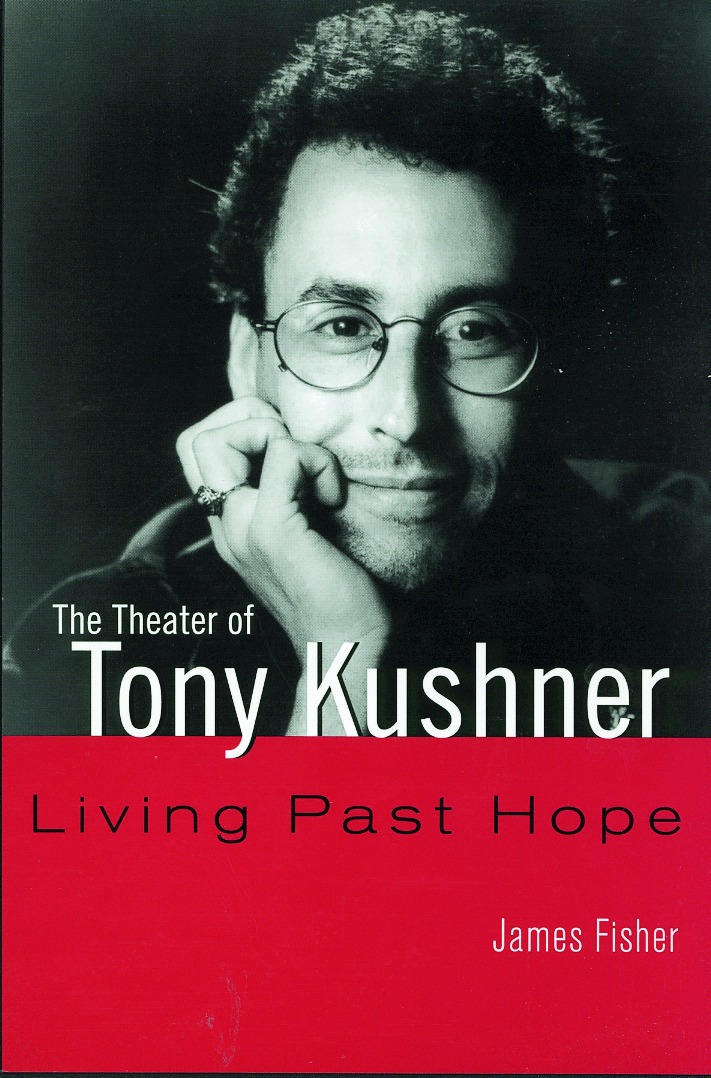 The Theater of Tony Kushner (e-Book) book cover