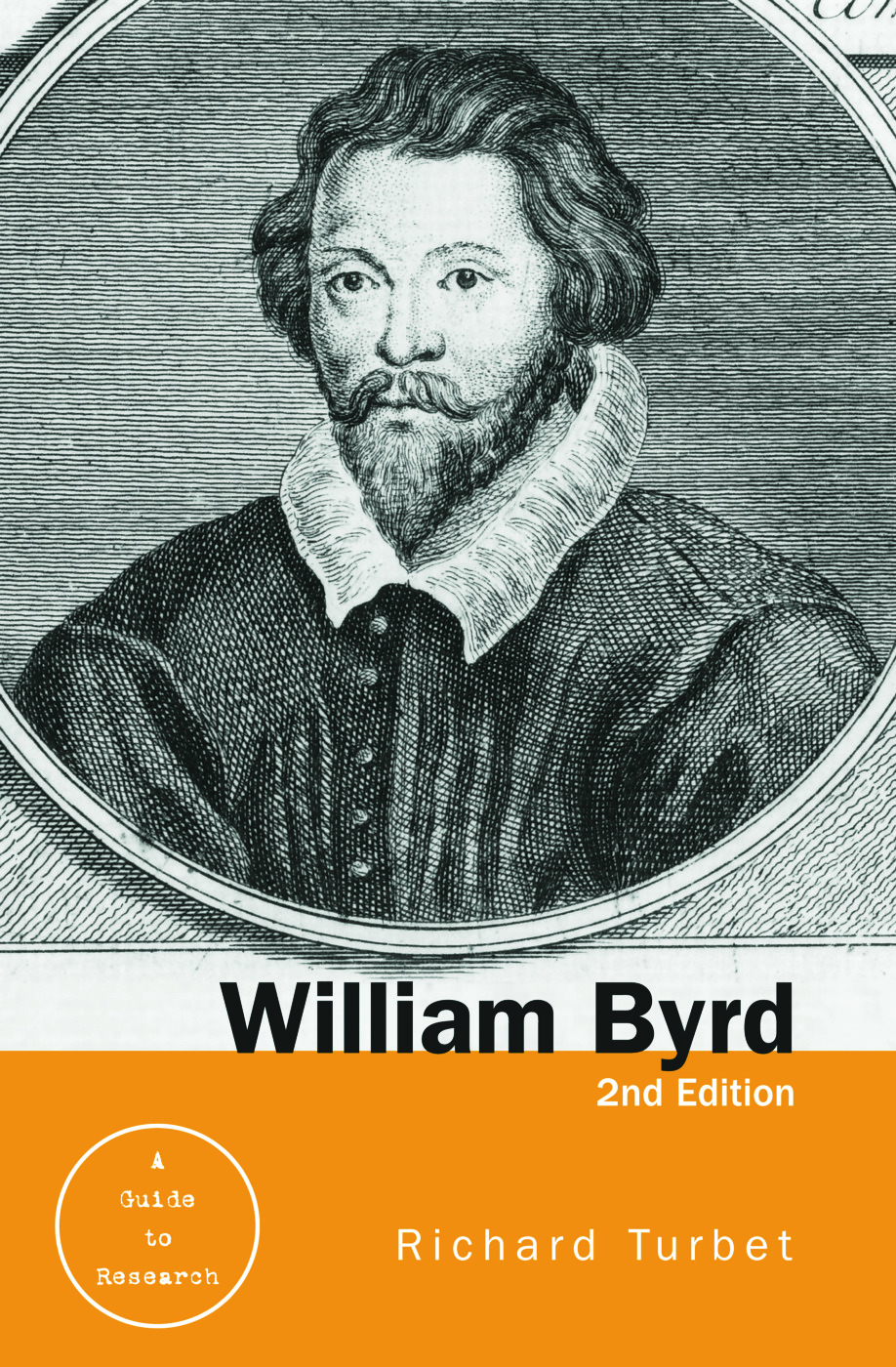 William Byrd: A Research and Information Guide, 1st Edition (Paperback) book cover