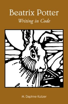 Beatrix Potter: Writing in Code (Hardback) book cover