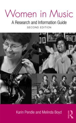 Women in Music: A Research and Information Guide book cover