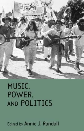 Music, Power, and Politics (Hardback) book cover